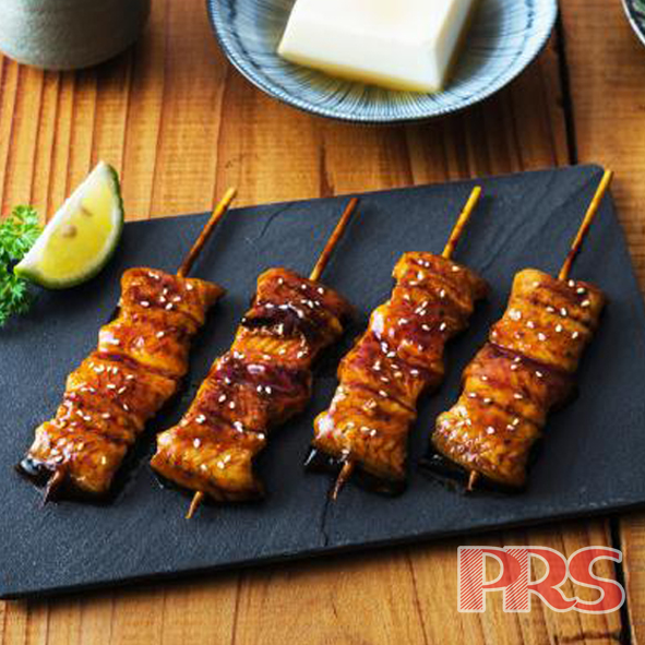 TFrozen Roasted Eel Skewer