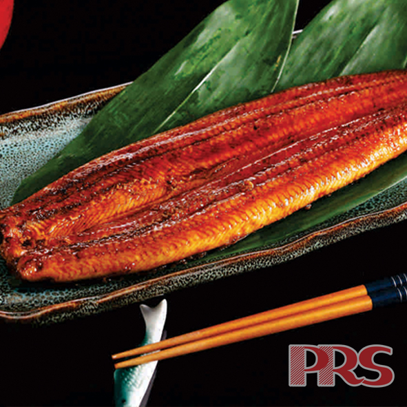 Frozen Roasted Eel (Unagi Kabyaki)